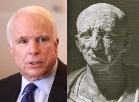 Cato and McCain